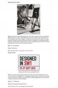 Design Week 18.09.15