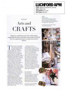 Belgravia Residents Journal 01.05.2016