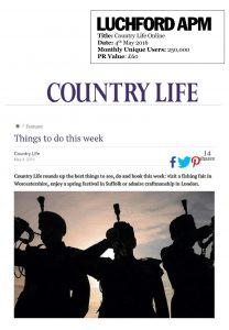 Country Life Online 05.05.16