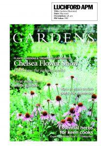 Gardens Illustrated 01.05.16