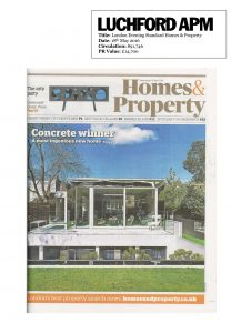 Homes & Property 18.05.16