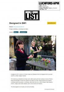 The List 01.08.16