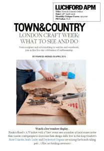 Town & Country Online 29.04.16