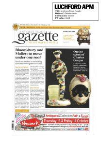 Antiques Trade Gazette 17.10.16